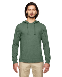Unisex Blended Eco Jersey Pullover Hoodie-