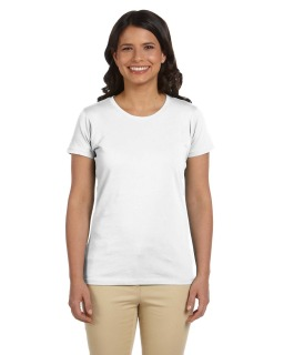 Ladies 4.4 Oz., 100% Organic Cotton Classic Short-Sleeve T-Shirt-econscious