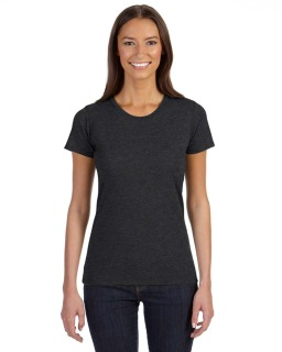 Ladies 4.25 Oz. Blended Eco T-Shirt-