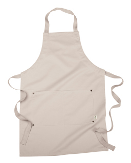 8 Oz. Organic Cotton/Recycled Polyester Eco Apron-econscious