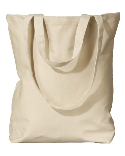 Organic Cotton Twill Everyday Tote-