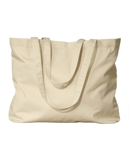Organic Cotton Large Twill tote-