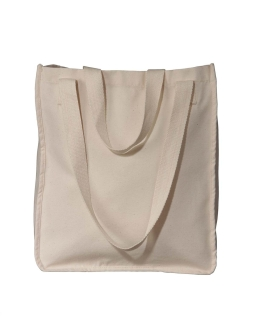 Organic Cotton Canvas Market Tote-