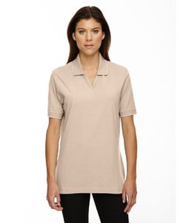 Ladies Cotton Jersey Polo-Ash City - Extreme
