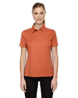 Ladies Eperformance™ Pique Colorblock Polo-Ash City - Extreme