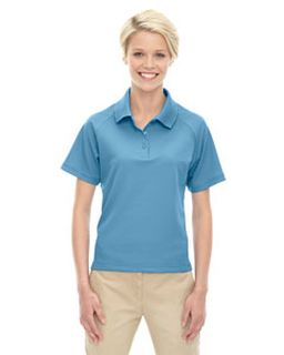 Ladies Eperformance™ Ottoman Textured Polo-Ash City - Extreme