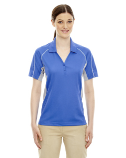 Ladies Eperformance™<long> Parallel Snag Protection Polo With Piping