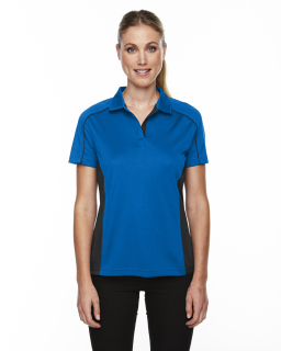 Ladies Eperformance™<long> Fuse Snag Protection Plus Colorblock Polo