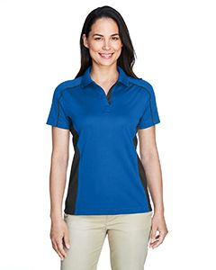 Ladies Eperformance™ Fuse Snag Protection Plus Colorblock Polo-Ash City - Extreme