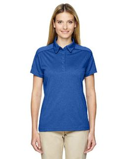 Ladies Eperformance™ Fluid Melange Polo-Ash City - Extreme