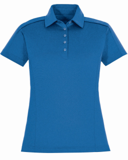 Ladies Eperformance™<long> Fluid Melange Polo