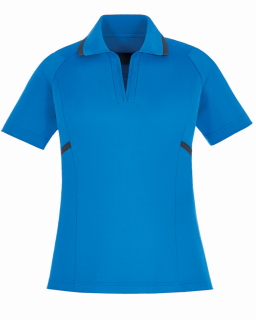 Ladies Eperformance™ Propel Interlock Polo With Contrast Tape