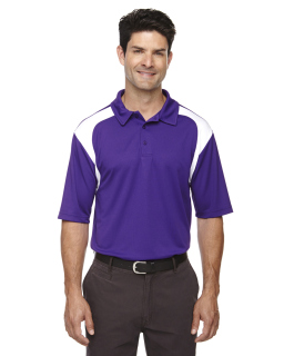 Mens Eperformance™ Colorblock Textured Polo