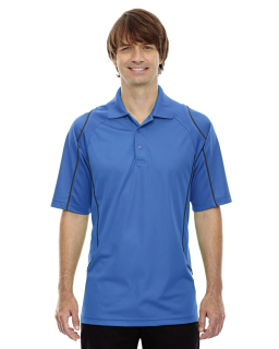 Mens Eperformance™ Velocity Snag Protection Colorblock Polo With Piping