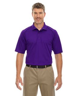 Mens Eperformance™ Shield Snag Protection Short-Sleeve Polo-Ash City - Extreme