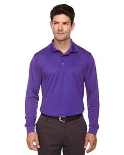 Mens Eperformance™ Snag Protection Long-Sleeve Polo-Ash City - Extreme