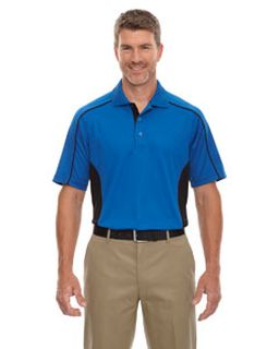 Mens Tall Eperformance™ Fuse Snag Protection Plus Colorblock Polo-Ash City - Extreme