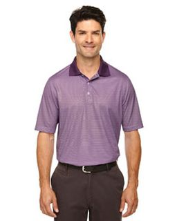 Mens Eperformance™ Launch Snag Protection Striped Polo-Ash City - Extreme