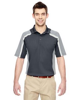 Mens Eperformance™ Strike Colorblock Snag Protection Polo-Ash City - Extreme