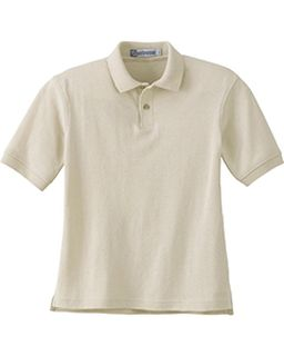 Youth 60/40 Cotton Poly Pique Polo-