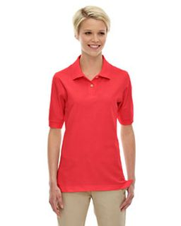 Ladies Cotton Pique Polo-Extreme