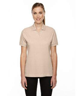 Ladies Cotton Blend Pique Polo-Extreme