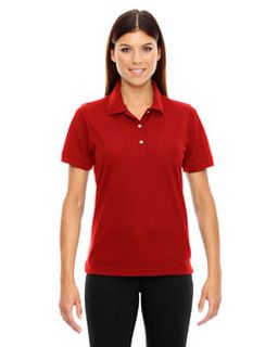 Ladies Pique Short-Sleeve Polo With Teflon®-