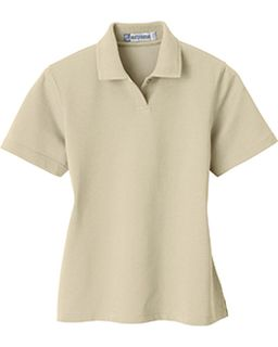 Ladies Edry� Interlock Polo-Extreme