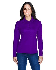 Ladies Eperformance™ Snag Protection Long-Sleeve Polo-