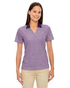 Ladies Eperformance™ Launch Snag Protection Striped Polo-Extreme
