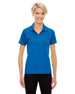 Ladies Eperformance™ Stride Jacquard Polo-