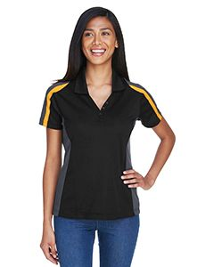 Ladies Eperformance™ Strike Colorblock Snag Protection Polo-Extreme