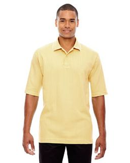 Mens Edry® Needle-Out Interlock Polo-Extreme