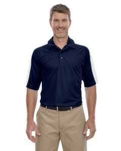 Mens Eperformance™ Pique Colorblock Polo-Extreme