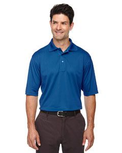 Mens Eperformance� Jacquard Pique Polo-