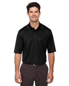 Mens Eperformance™ Jacquard Pique Polo-Extreme