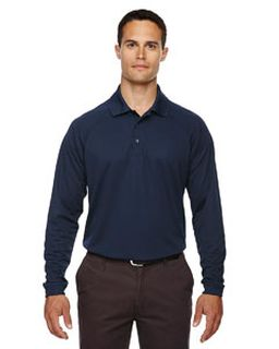 Eperformance™ Mens Long-Sleeve Pique Polo-Extreme