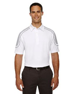 Mens Edry® Colorblock Polo-