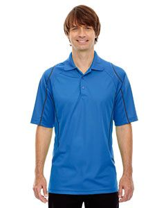 Mens Eperformance� Velocity Snag Protection Colorblock Polo With Piping-