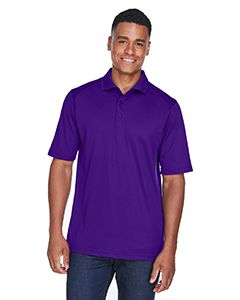 Mens Eperformance™ Shield Snag Protection Short-Sleeve Polo-