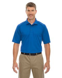Mens Tall Eperformance� Shield Snag Protection Short-Sleeve Polo-