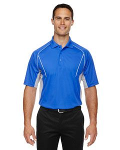Mens Eperformance™ Parallel Snag Protection Polo With Piping-
