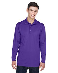Mens Eperformance� Snag Protection Long-Sleeve Polo-