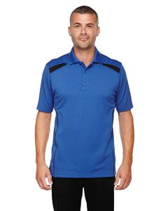 Mens Eperformance™ Tempo Recycled Polyester Performance Textured Polo-
