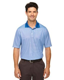 Mens Eperformance� Launch Snag Protection Striped Polo-