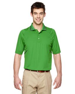 Mens Eperformance™ Propel Interlock Polo With Contrast Tape-