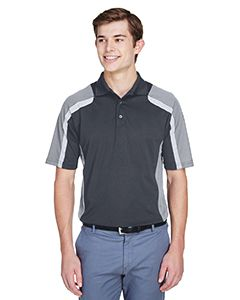 Mens Eperformance™ Strike Colorblock Snag Protection Polo-