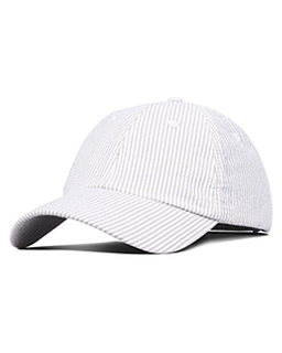 Light Weight Cotton Seersucker Cap-Fahrenheit