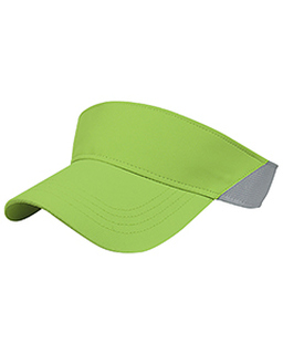 Peformance Visor With Mesh Back-Fahrenheit