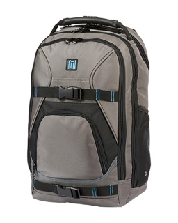 Alleyway Wild Fire Backpack-FUL